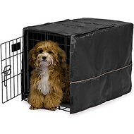 MidWest Quiet Time Crate Cover, 22-inch