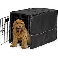 MidWest Quiet Time Crate Cover, 30-inch