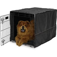 MidWest Quiet Time Crate Cover, 36-in