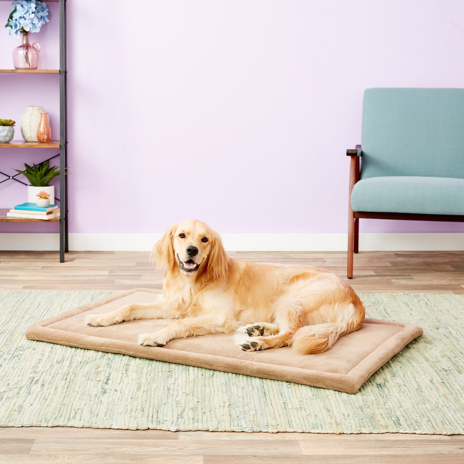 Midwest Quiet Time Deluxe Micro Terry Pet Bed Amp Crate Mat