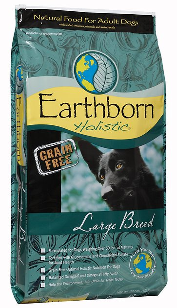 Earthborn Holistic Large Breed Dog Food Reviews