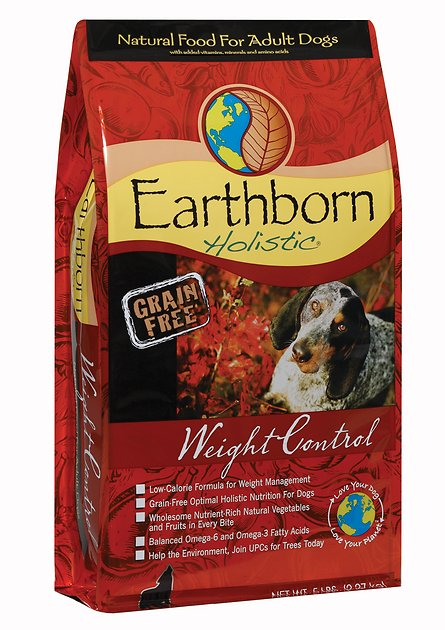 Earthborn Holistic Dry Dog Food Reviews