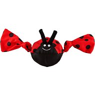 Jolly Pets Jolly Tug Insect Lady Bug Dog Toy, X-Large