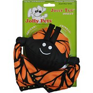 Jolly Pets Jolly Tug Insect Butterfly Dog Toy, Medium