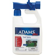 Adams Plus Flea & Tick Yard Spray, 32-oz spray