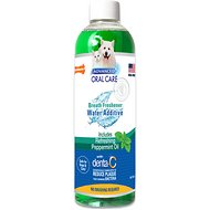 Nylabone Advanced Oral Care Liquid Breath Freshener for Dogs & Cats, 16-oz bottle
