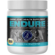 Annamaet Endure Dog Powder Supplement, 400-g jar