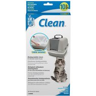 Catit Biodegradable Cat Pan Liners, Jumbo