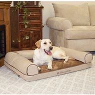 K&H Pet Products Memory Foam Cozy Pet Sofa, Large