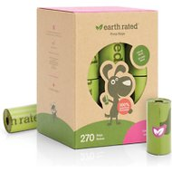 Earth Rated PoopBags Refill Pack, Scented, 270