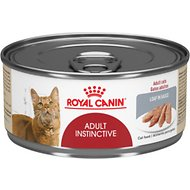 Royal Canin Adult Instinctive Loaf in Sauce Canned Cat Food, 5.8-oz, case of 24