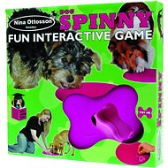 Nina Ottosson DogSpinny Plastic Interactive Dog Toy