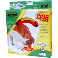 Nina Ottosson Dog MixMax Puzzle Plastic Interactive Dog Toy, Easy
