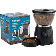 Aspen Pet LeBistro Portion Control Programmable Pet Feeder, 5-lb