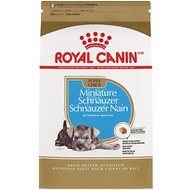 Royal Canin Miniature Schnauzer Puppy Dry Dog Food, 2.5-lb bag