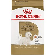 Royal Canin West Highland White Terrier Dry Dog Food, 10-lb bag