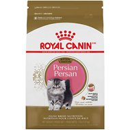 Royal Canin Persian Kitten Dry Cat Food, 3-lb bag