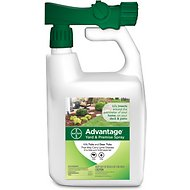 Advantage Yard & Premise Spray, 32-oz hose-end spray