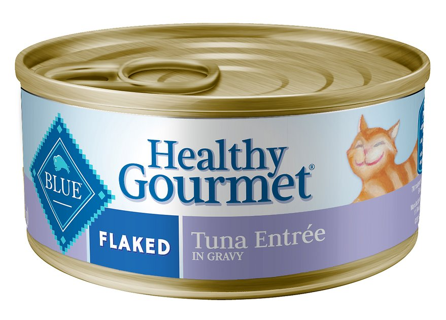 Blue Buffalo Healthy Gourmet Canned Cat Food Reviews