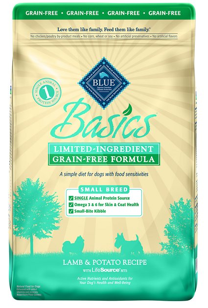 Limited Ingredient Potato Free Dog Food