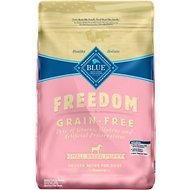 Blue Buffalo Freedom Small Breed Puppy Chicken Recipe Grain-Free Dry Dog Food, 11-lb bag
