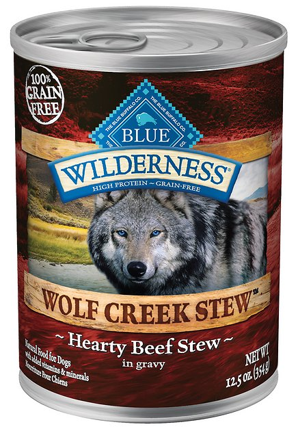 Blue Wilderness Canned Dog Food Reviews