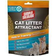 Simple Solution Cat Litter Attractant, 9-oz