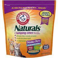 Arm & Hammer Litter Naturals Clumping Cat Litter, 9-lb bag