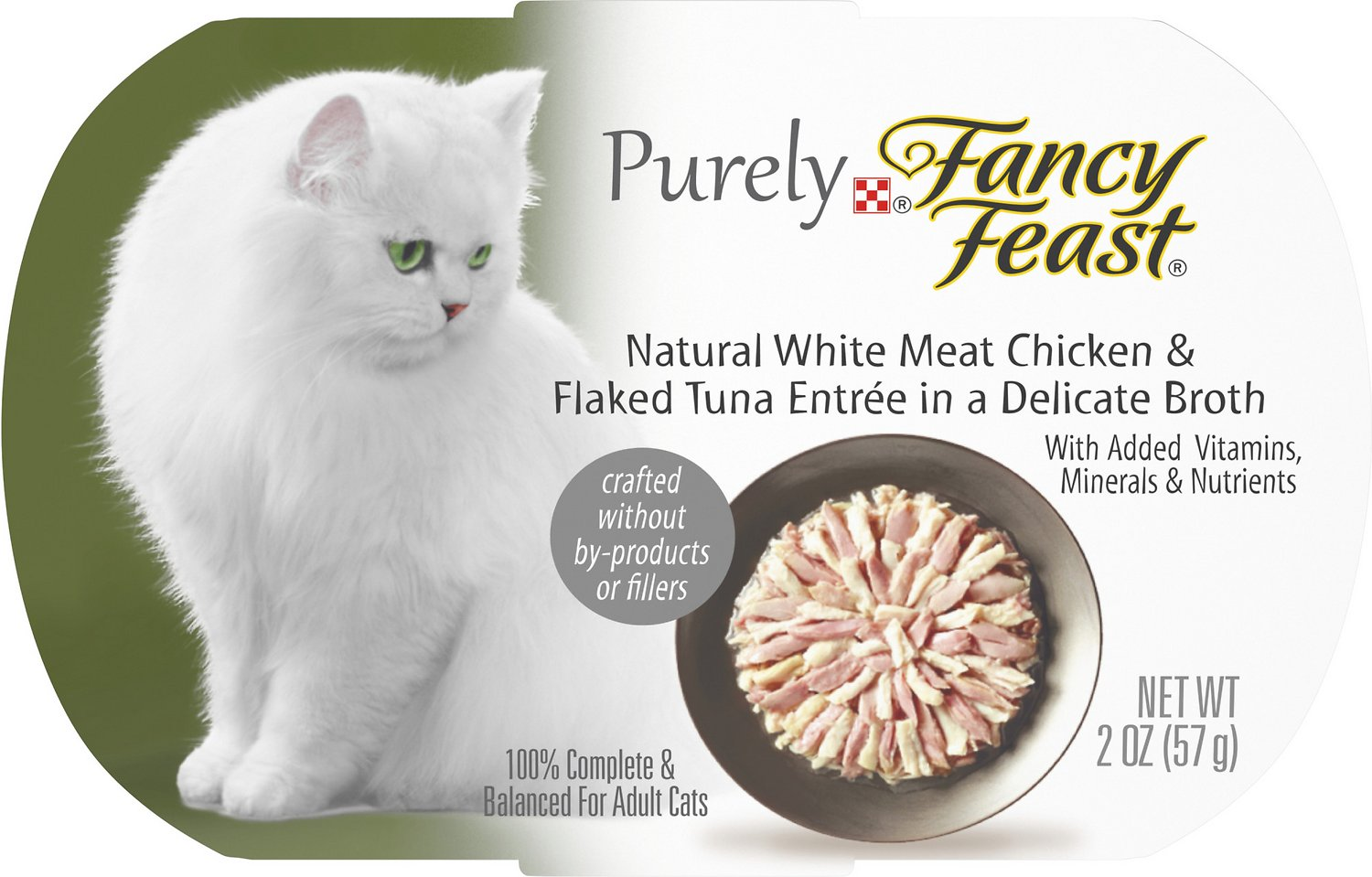 Purely Fancy Feast Cat Food Reviews