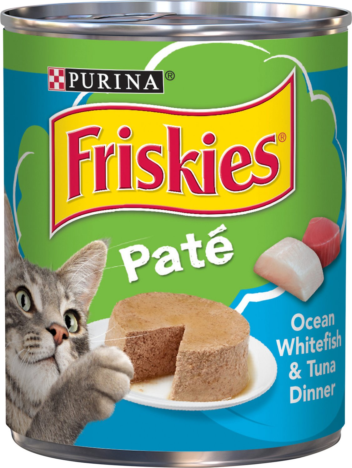 Friskies Pate Canned Cat Food Calories