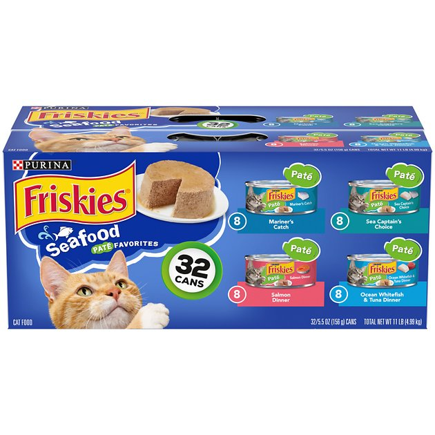Friskies Canned Cat Food By The Case