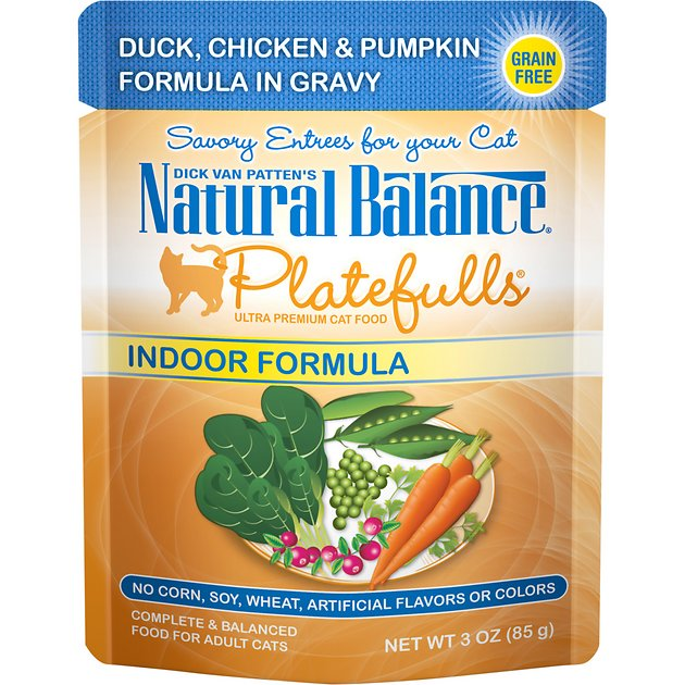 Natural Balance Indoor Cat Food Reviews