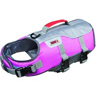 KONG AquaFloat Dog Flotation Vest, Pink, Medium