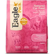 Eagle Pack Original Adult Dry Cat Food, 12-lb bag