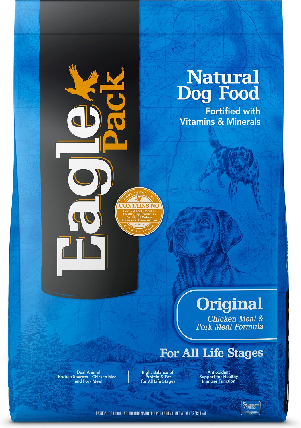 Eagle Pack Dog Food Review And Plete Ysis 789x530 Jpg