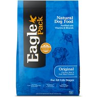Eagle Pack Original Chicken Meal & Pork Meal Formula Dry Dog Food, 30-lb bag