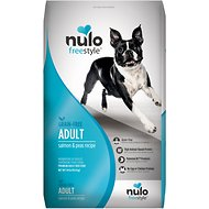 Nulo Freestyle Salmon & Peas Recipe Grain-Free Adult Dry Dog Food, 24-lb bag