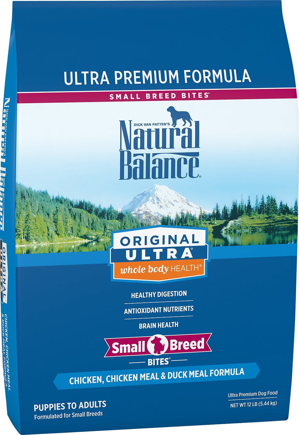Natural Balance Original Ultra Whole Body Health Chicken