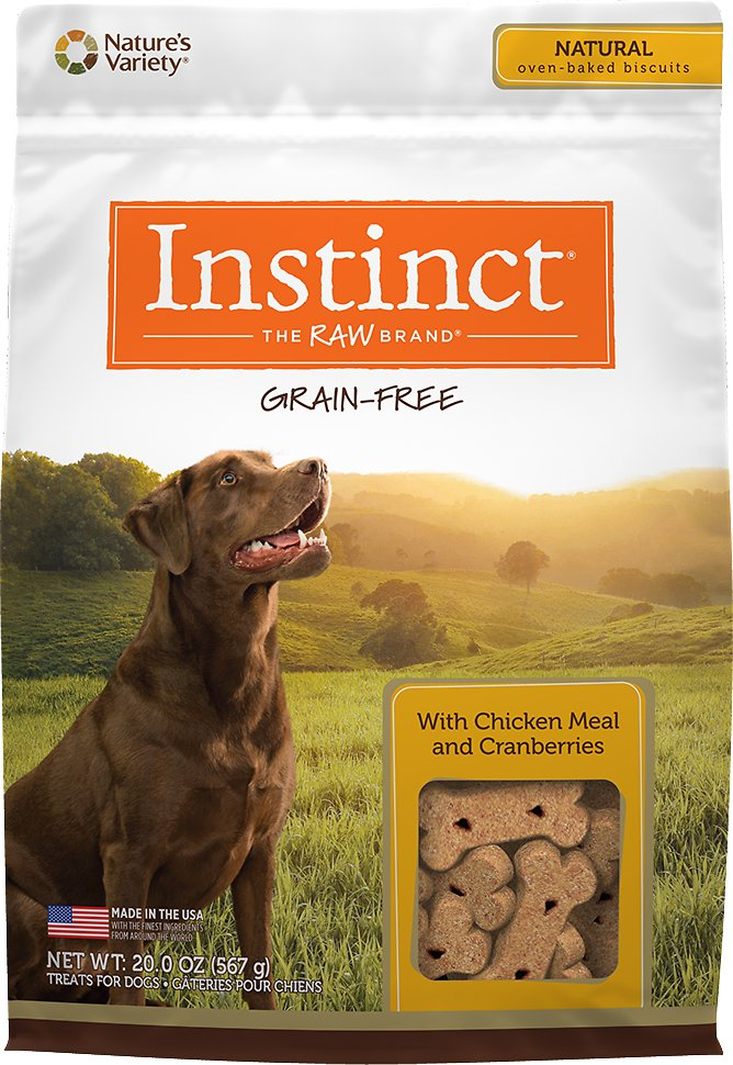 Instinct by Nature's Variety Grain-Free Biscuits with