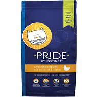 Nature's Variety Pride by Instinct Cheshire's Recipe with Real Chicken & Chickpeas Grain-Free Dry Cat Food, 5-lb bag