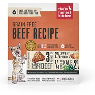 The Honest Kitchen Love Grain-Free Dehydrated Dog Food, 2-lb box