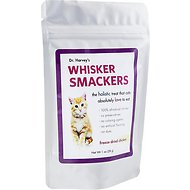 Dr. Harvey's Whisker Smackers Freeze-Dried Cat Treats, Chicken