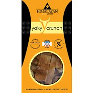 Himalayan Dog Chew Yaky Crunch Dog Treats, 3-oz bag