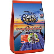 NutriSource Grain-Free Ocean Select Entree Dry Cat Food, 2.2-lb bag