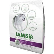 Iams Premium Protection Mature Adult Dry Dog Food, 11-lb bag