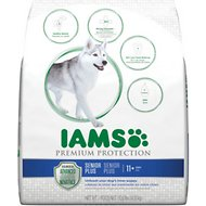 Iams Premium Protection Senior Plus Dry Dog Food, 10.6-lb bag