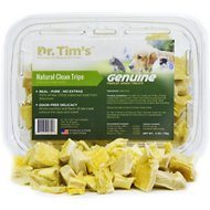 Dr. Tim's Natural Clean Tripe Genuine Freeze-Dried Dog & Cat Treats, 4-oz container
