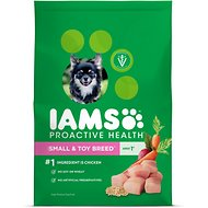 Iams ProActive Health Adult Small & Toy Breed Dry Dog Food, 12.5-lb bag
