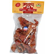 Smokehouse USA Piggy Slivers Dog Treats, 24 pack
