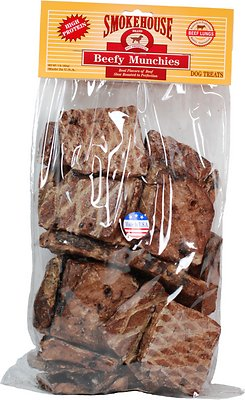 Smokehouse USA Beefy Munchies Dog Treats